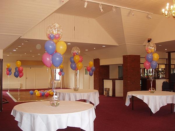 Baloane Botez Baloane Nunti Decoratiuni Complete